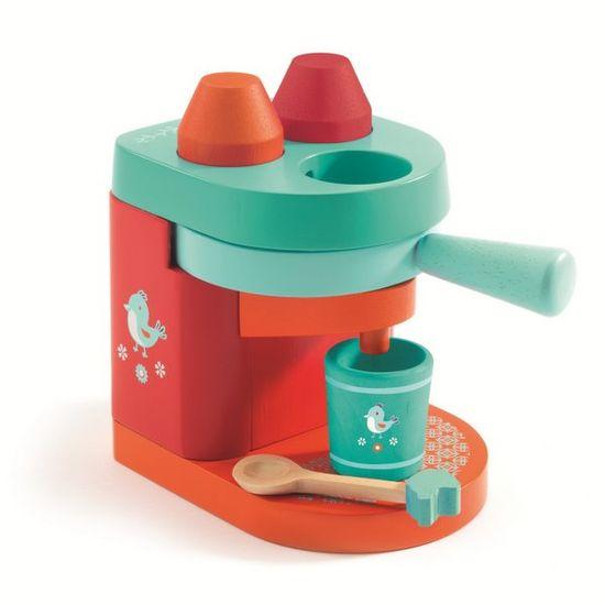 toy espresso machine / by djeco