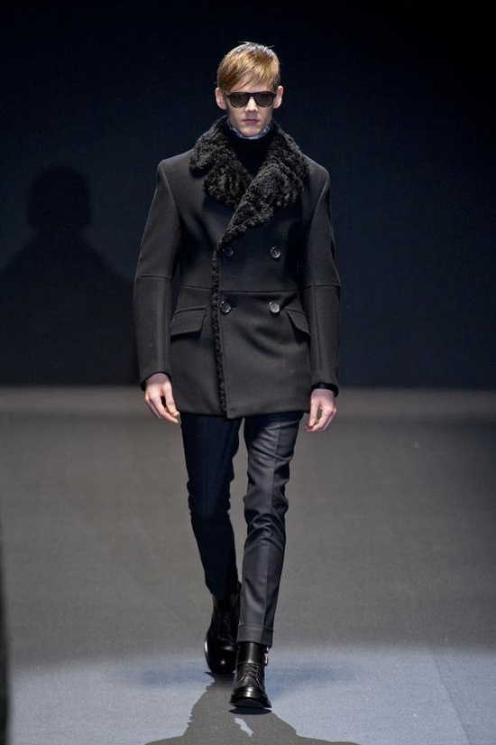 GUCCI Fall / Winter 2013 men's #4daboyz #delortaeagency #designer #luxury #authentic #shoes #style #fashion #men #catwalk #gucci