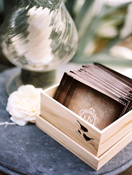Booklet styled programs ~ Photography by ryantimmphotograp...
