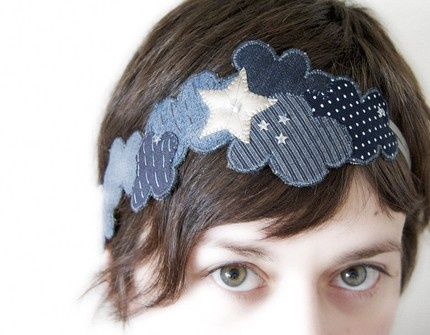 Cute headband for a dreamer