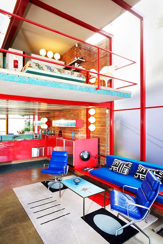 deedee9:14 Mid-Century Modernist Design: A Modernist Dream House in Los Angeles