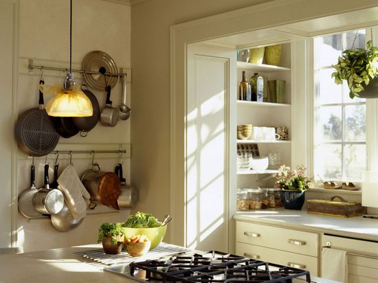 Decorating Ideas For Small Kitchen Design