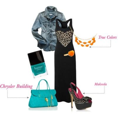Chrysler Building tote #handbags