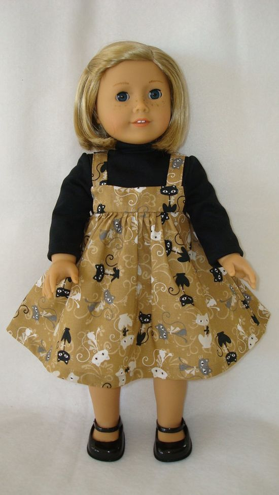 American+Girl+doll+Clothes - I want to find the pattern!