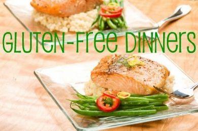 Gluten Free Dinners