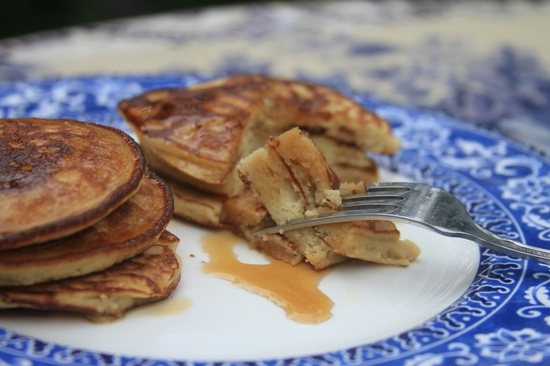 Coconut pancakes-Paleo