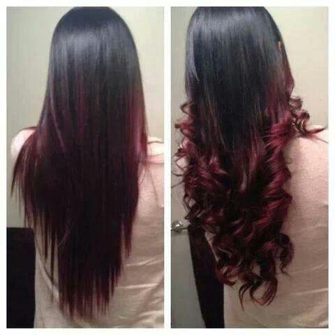 Long  hair Style.