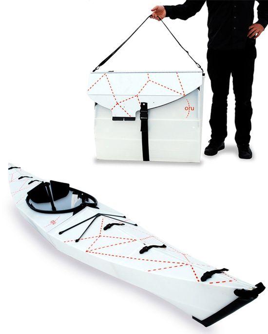 #Oru Origami Kayak Like, Repin, Share, Follow Me! Thanks!