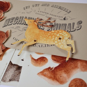 paper mechanical animals