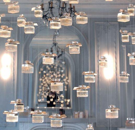 Hanging #Centerpieces