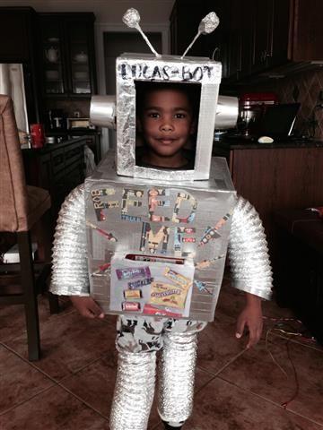 Cute Kid Costume Contest