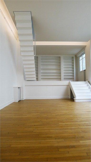 Atelier R - #Paris, #France - 2011 - lab123 architectes #architecture #design #stair
