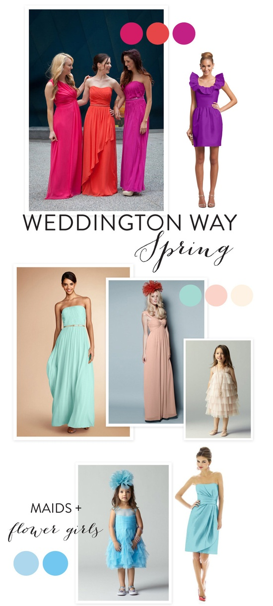 Weddington Way Spring 2013 + A Discount!