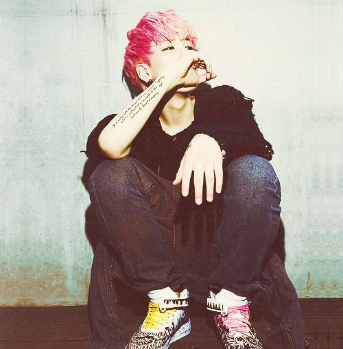Korean B Boy