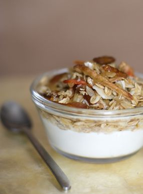 honey toasted fruit muesli