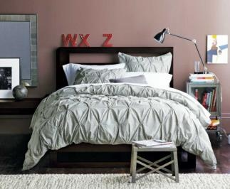 Redecorate your bedroom on a budget.