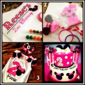 *Est. 5.26.07*: Minnie Mouse Party ideas!