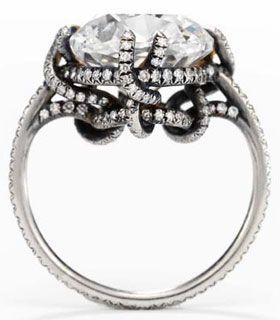 JAR Paris diamond ring.
