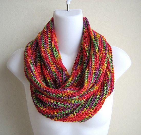 pretty scarf (: