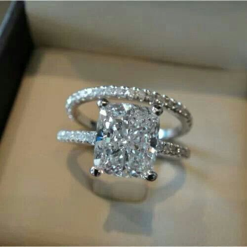 LOVE it #rings #fashion This is my dream rings-fashion rings!!- luxury jewelry. Click pics for best price ? rings ?