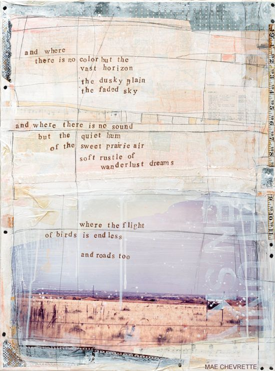Under the Open Sky: travel quote