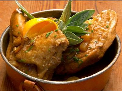 Pantry: French Essentials : Recipes : Cooking Channel