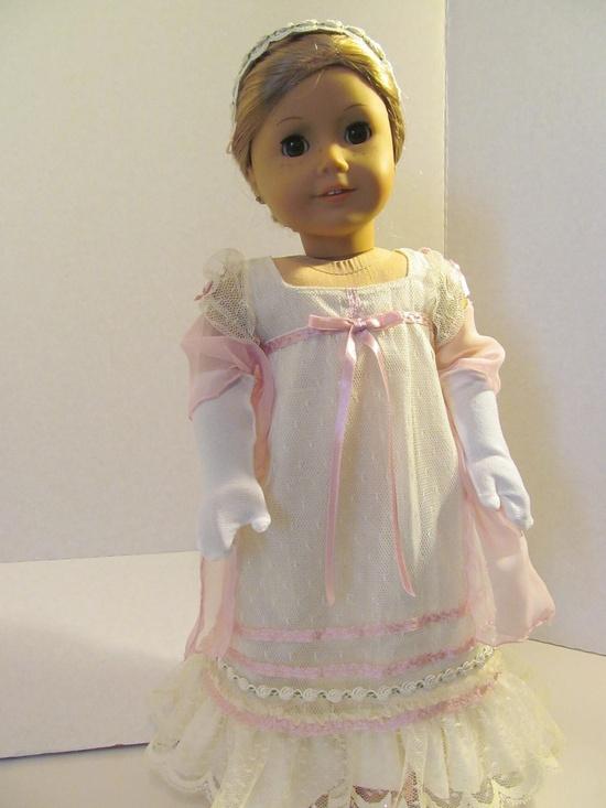 1812 Regency Dress