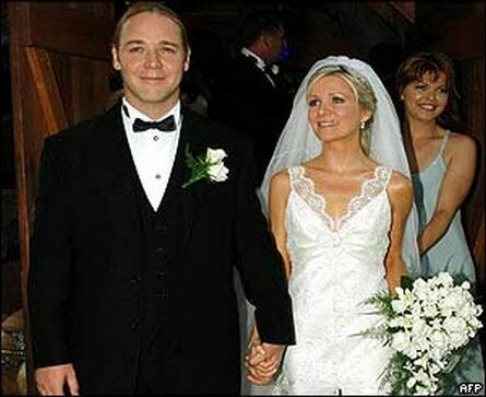 Russell Crowe Celebrity Wedding  themarriedapp.com hearted ? #celebrity #wedding
