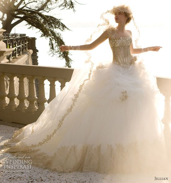 jillian sposa 2013 sterlizia collection ball gown wedding dress