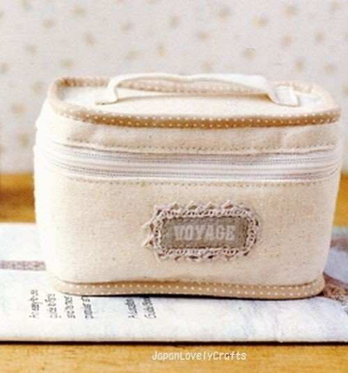 Lovely Handmade Bags 75 - Cotton Time Special - Japanese Sewing Pattern Book for Women - B50, 5 -  JapanLovelyCrafts by JapanLovelyCrafts, via Flickr