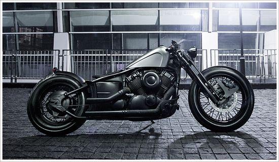 Yamaha XVS400