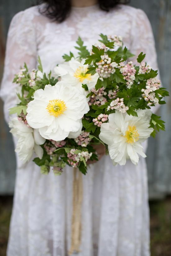 peony cutie bouquet // photo by Erin Bell Photography // flowers by Ashley Fox Designs