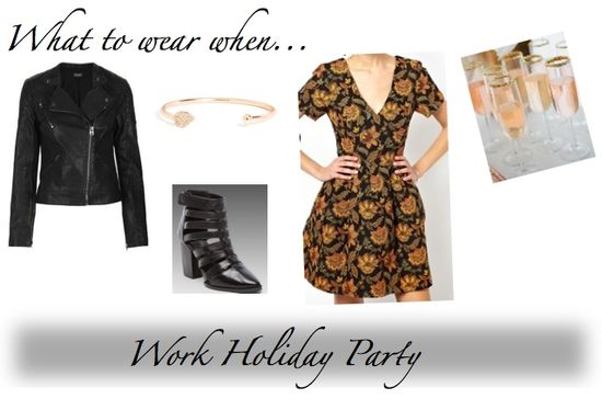 what to wear to holiday events