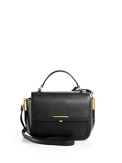 saks fifth avenue marc by marc jacobs emma top handle bag.