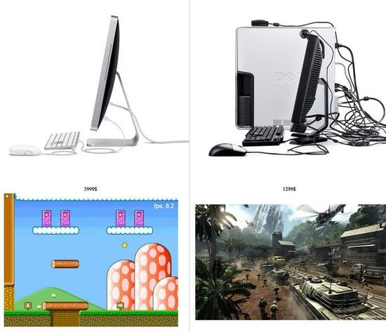 Mac vs. PC - funny pictures - funny photos - funny images - funny pics - funny quotes - funny animals @