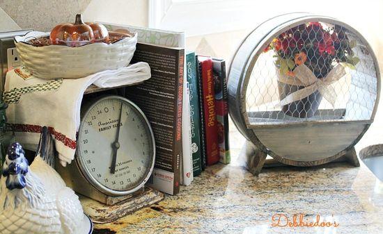 Fall kitchen decor 027