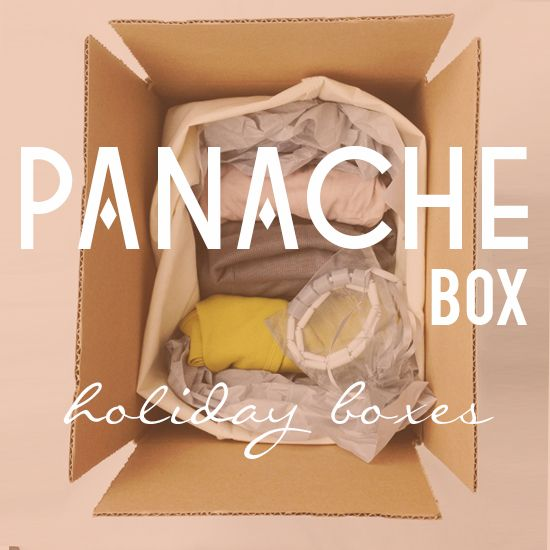 PanacheBox - Kids Outfit Boxes for the Holidays