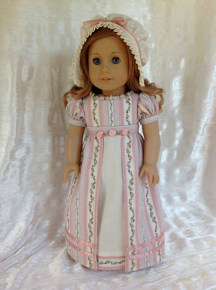 1812 Dress for Caroline