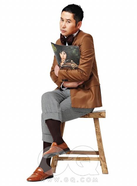 South Korea's comedian and MC: Shin Dong-Yup