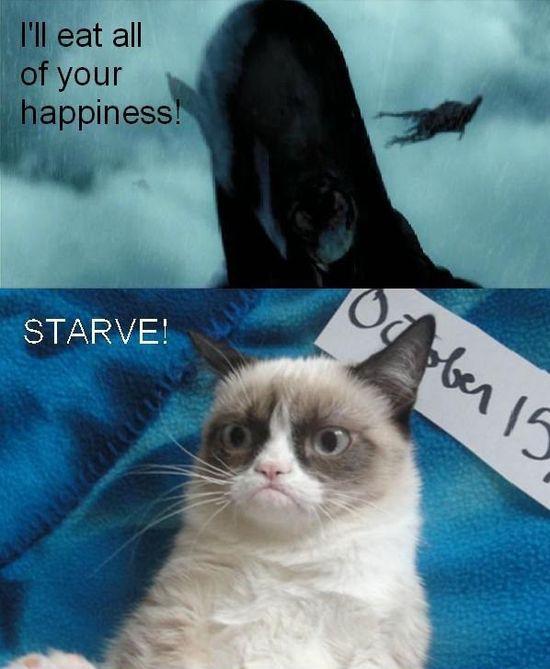 Nice try, dementors