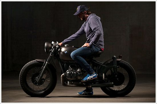 1983 BMW R80 by ER Motorcycles