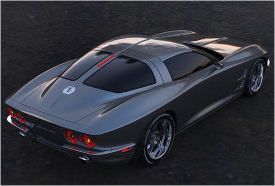Corvette 'Rossi SixtySix'