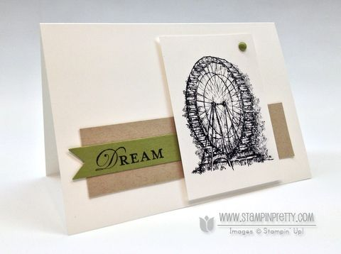Imagine by Petal Pusher - Cards and Paper Crafts at Splitcoaststampers