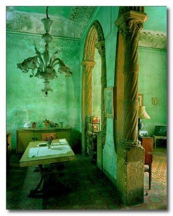Cuban Interiors, Miceal Eastman
