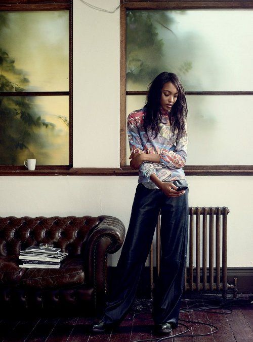Jourdan Dunn, Grey Magazine, Black Fashion Models