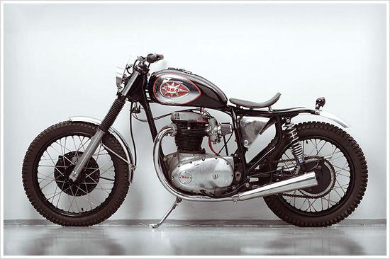 BSA Lightning 650 - La RaizMotorcycles - Pipeburn - Purveyors of Classic Motorcycles, Cafe Racers & Custom motorbikes