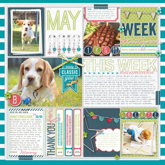 Week 21 - Scrapbook.com
