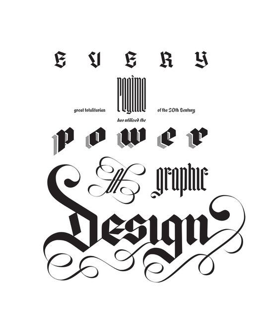 The Power Of Graphic Design - Poster by Lucas Sharp