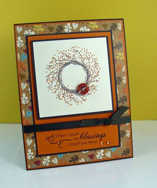 Fall / Thanksgiving Cards