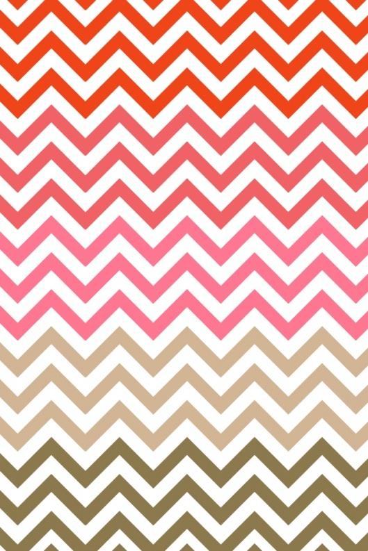 Free chevron iPhone wallpaper.